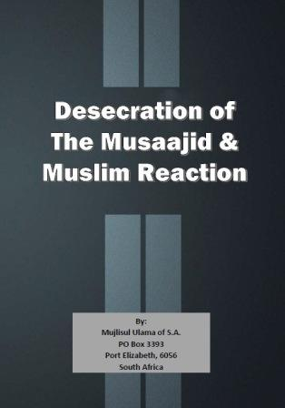Desecration Of The Musaajid